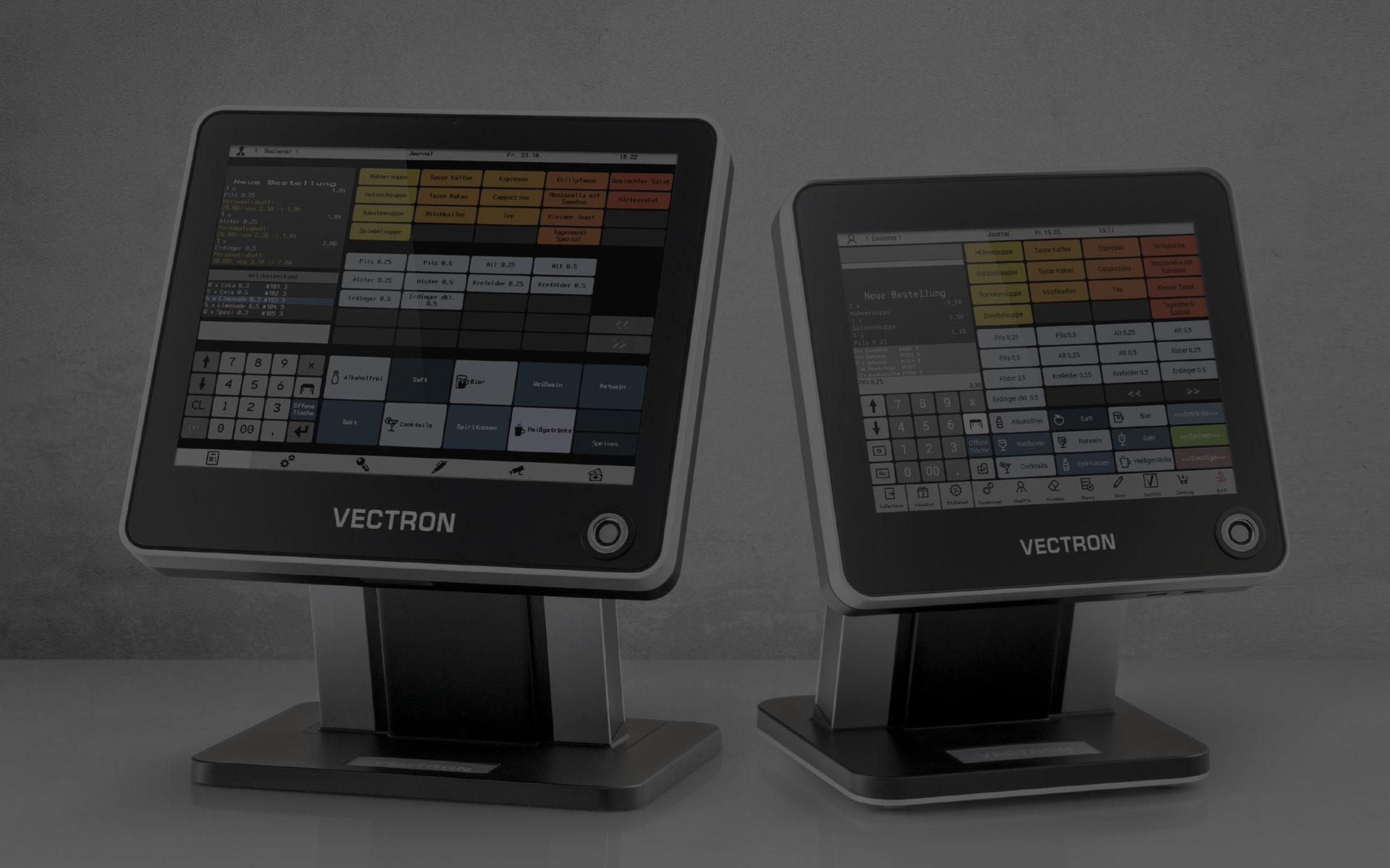 EDV Betreuung | Vectron und Etron Kassen